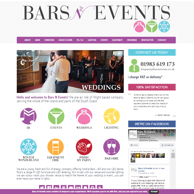 barsnevents